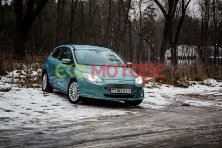 Ford focus electric ― Ecomotors - продажа электротранспорта