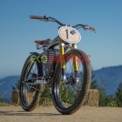 Vintage electric Limited Edition SCRAMBLER